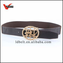 Good Quailty wide dressy elastic belt