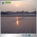 kits de panneaux solaires d'installation à domicile en aluminium