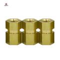 M2.5 M5 M6 brass fastener nut insert