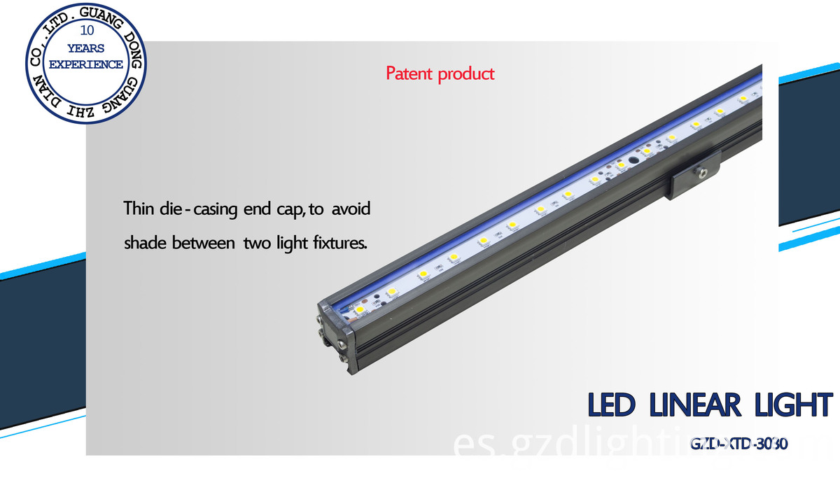 led rigid light