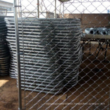 PVC Coated Electric Galvanized Cahin Link Fence
