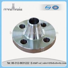 Brida de cuello de soldadura de acero de carbono A105