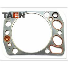 Junta de cabeça de cilindro único de alumínio para Benz Om400