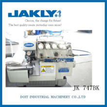 JK747BK Convenient adjustment and Without radiation High-speed FOUR THREAD OVERLOCK Sewing Machine