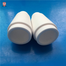 high thermal conductivity alumina white ceramic tube bush