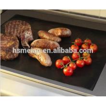 Tapis de barbecue Grillage antidérapant pour les côtes Crevettes Steaks Burgers Légumes réutilisables