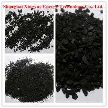 Fabricantes de partículas de grânulos de carvão ativado por coqueiro