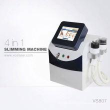 Máquina de adelgazamiento de cavitación corporal con DVD de entrenamiento
