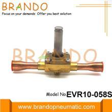 Válvula Solenóide de Refrigeração Fechada Normal EVR10-058S