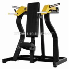 Hotsale plaque chargée gymnase épaule Machine de presse
