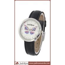 Reloj promocional reloj de mujer con mariposa (RA1242)