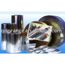 Câble feuille d'aluminium