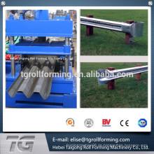 Automatische Servo-Roll-Feeder-Maschine, Highway Guardrail Formmaschine mit hochgradiger Überlegenheit