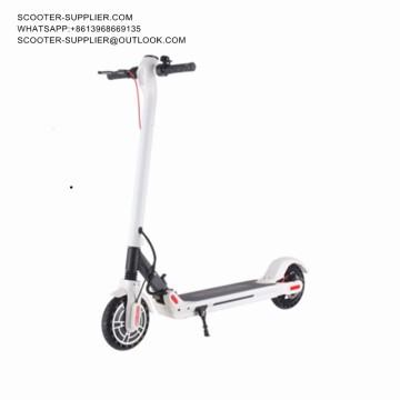 Scooter de chute elétrico infantil