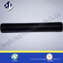A193 B7 Stud Bolt Black Finish