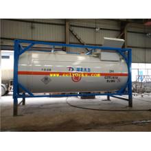 22cbm 20ft Liquid Chlorine Tanker Containers