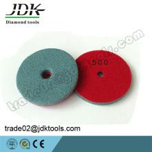 Jdk Diamond Sponge Polishing Pads for Stone Finishing (C013)