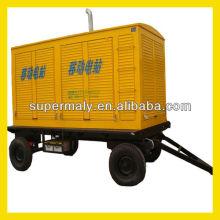 HEISS! Anhänger-Generator zum Verkauf, 4 Räder + Stille Baldachin