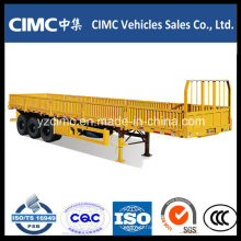 Cimc 3 Axles Cargo Container Semi Trailer