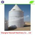 Boulonné Silo à ciment Type d'usine de mélange de béton