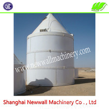 2000t Bolted Slag Storage Silo at Mine