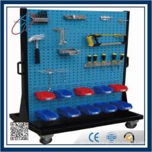 Структура изысканной стойки для хранения инструмента / задней подвесной полки