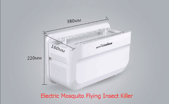 Indoor Electric Insect Killer UV Lamp Fly Trap Mosquito Trap