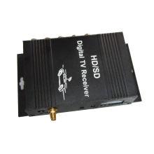 Atsc-mh Usa Cvbs Dc12v 95dbm Wireless Digital Television Receiver / Mini Digital Tv Receiver With 4 Video