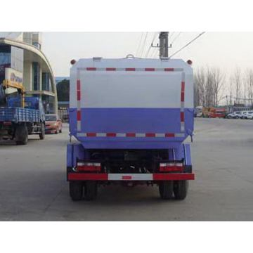 DFAC 6CBM Self-Loading And Unloading Garbage Truck