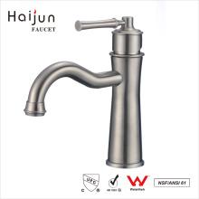 Haijun Cheap Bathroom 0.1~1.6MPa Thermostatic Single Hole Wash Basin Faucets