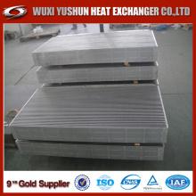 High Performance Customized Brazed plate Aluminum Radiator core