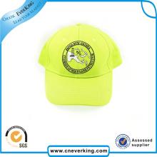 Light Yellow Hot Color Strapback Baseball Cap