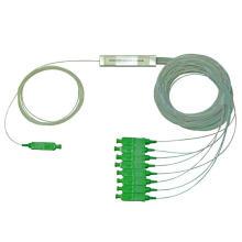 1Х8 Splitter оптического волокна разъема SC/APC для