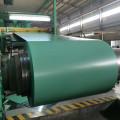 Tôle d'acier galvanisée prépeinte pour bobine