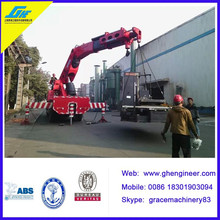 Brand New truck mounted crane for sale