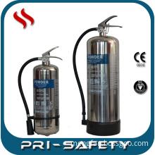 High Quality Stainless Steel ABC Fire Extinguisher Safety