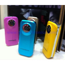Portable Batteries Battery Power Supply External Power Bank 5600mAh for iPhone/ Samsung, Factory's Price