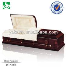 American style casket paulownia