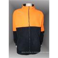 Горячая распродажа, мужская флисовая куртка из 100% полиэстера