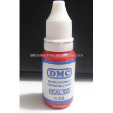DMC DARK RED Micro Pigment tatoo Tinte