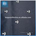 Alibaba com nouveaux produits réfléchissant tricot tissu