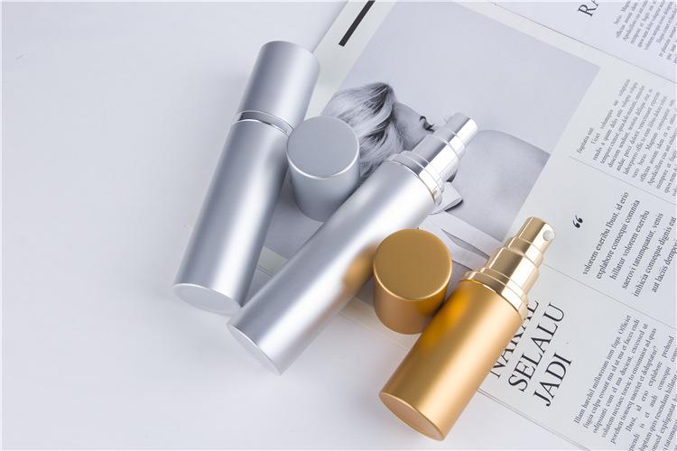 15ML 30ML 50ML Anodized Aluminum Vacuum Bottle