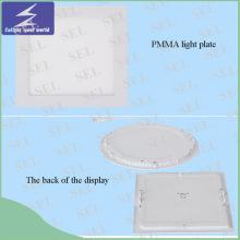 Высокое качество круглой площади тонкий свет панели панели для офиса