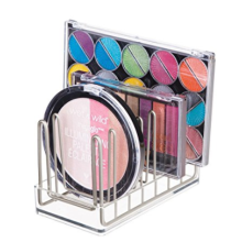 Acrylic Cosmetic Palette Organizer for Vanity Cabinet