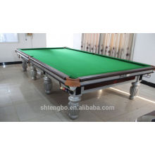 Factory price MDF snooker table price for adults