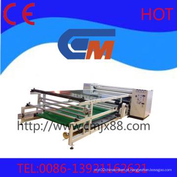 alta velocidade rolamento calor transferência da máquina de impressão