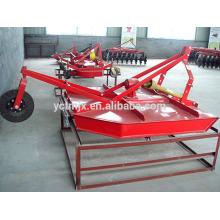 Cortadora Slasher rotatoria de la unidad PTO compacta de Farm Tractor