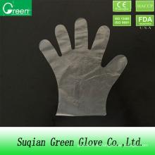 Billige Lebensmittelverarbeitung PE Handschuh
