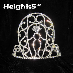 Angel Crystal Pageant Crowns