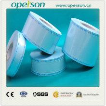 Sachet de bobine de stérilisation médicale jetable